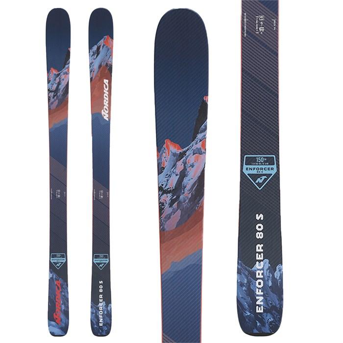 Nordica - Enforcer 80 S Skis - Boys' 2022