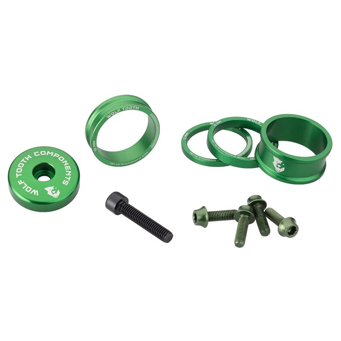 Wolf Tooth Components - Anodized Bling Kit