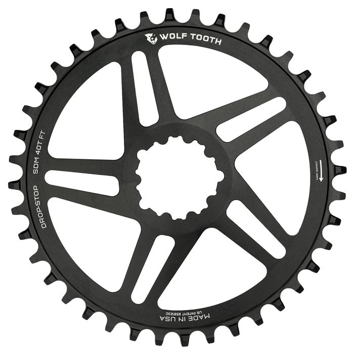 Wolf Tooth Components - 3mm Offset, Boost Chainring for SRAM Direct Mount