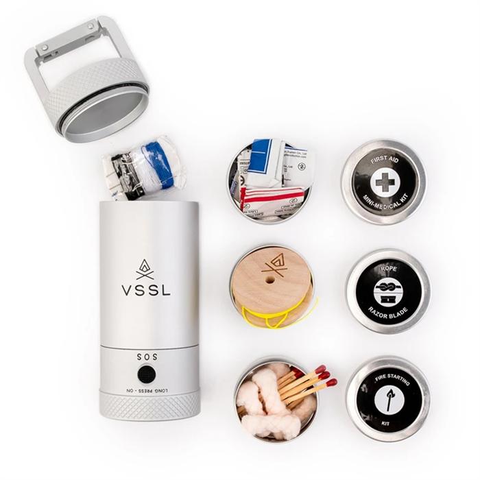 VSSL - Mini Camp Supplies