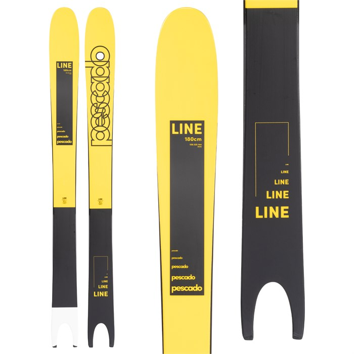 Line Skis - Pescado Skis 2022