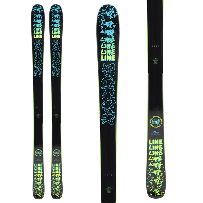 Line Skis - Sick Day 88 Skis 2022