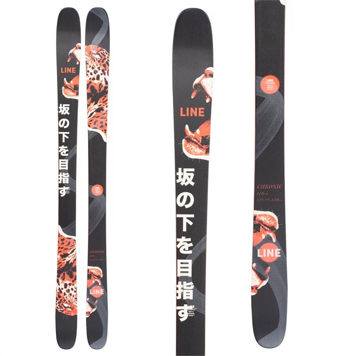 Line Skis - Chronic Skis 2022