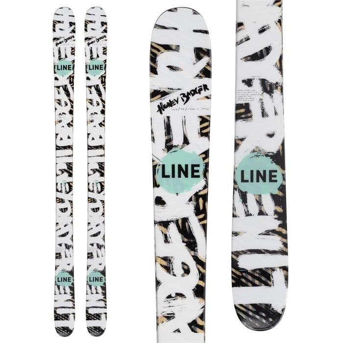 Line Skis - Honey Badger Skis 2022
