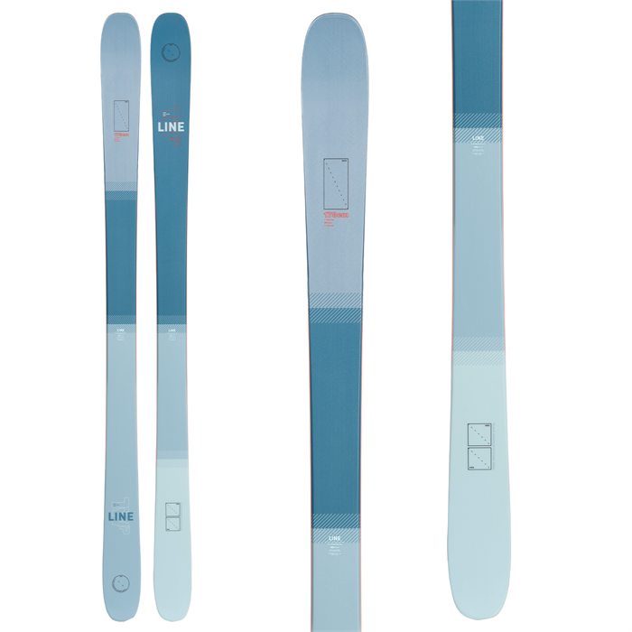 Line Skis - Tom Wallisch Shorty Skis - Boys' 2022