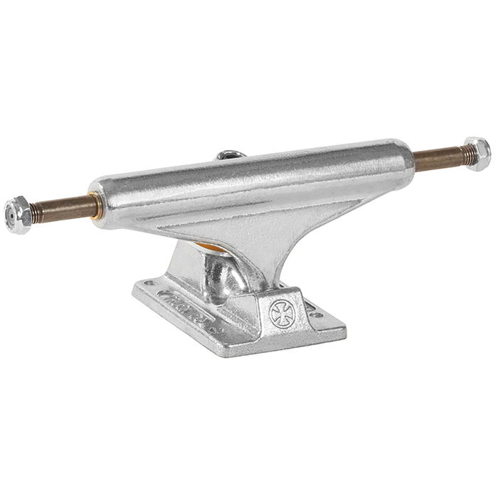 Independent - 139 Stage 11 Hollow Silver Standard Skateboard Truck