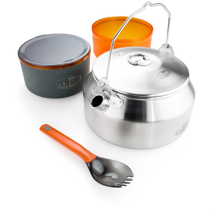 GSI Outdoors - Glacier Stainless Ketalist