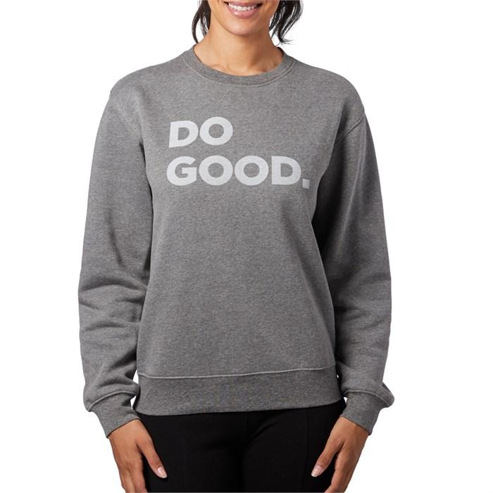 Cotopaxi - Do Good Crew Sweatshirt - Women's