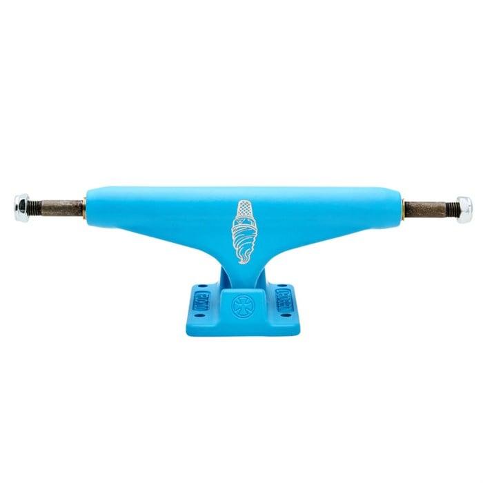 Independent - 129 Stage 11 Hollow Lizzie Armanto Light Blue Standard Skateboard Truck