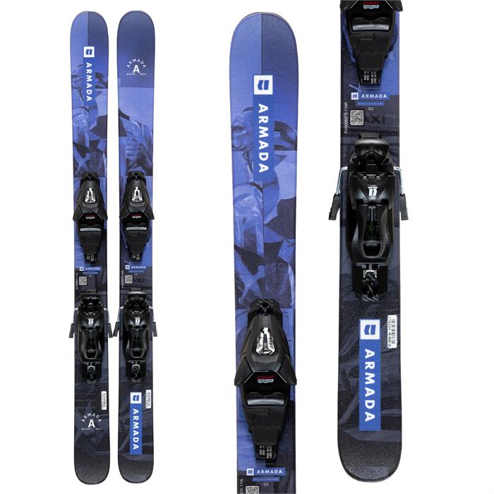 Armada - Bantam R Skis + C5 Bindings - Little Boys' 2022