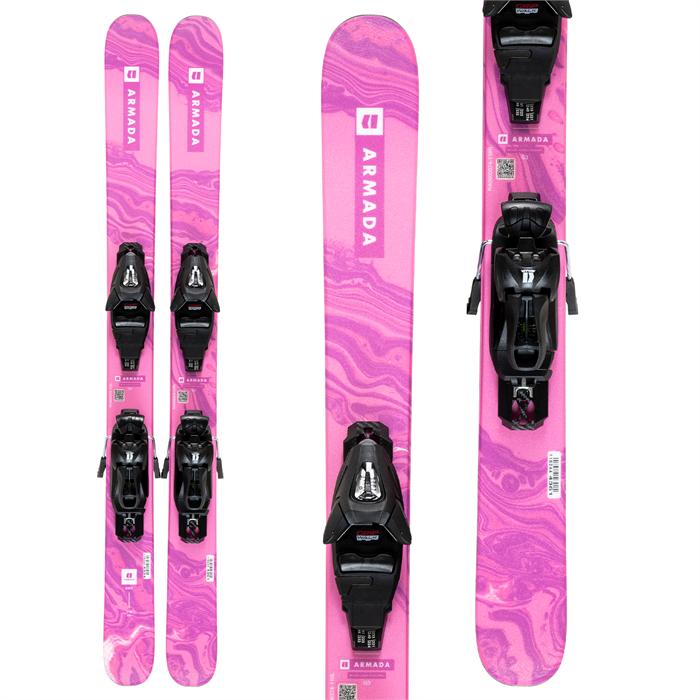 Armada - Kirti R Skis + C5 Bindings - Little Girls' 2022