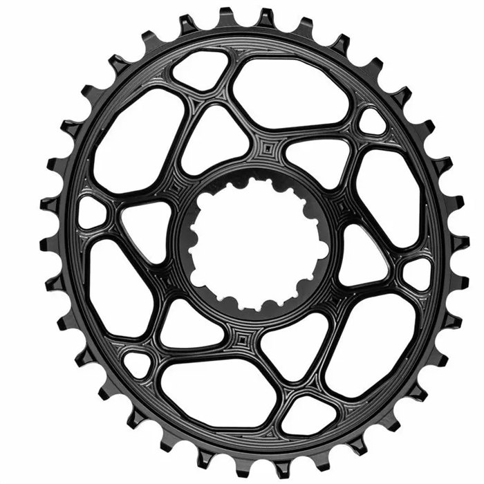 absoluteBLACK - SRAM Direct Mount Super Boost Oval Chainring