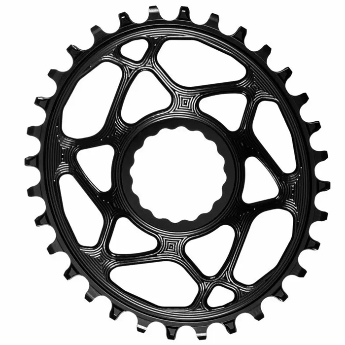 absoluteBLACK - Race Face Direct Mount Boost Oval Chainring