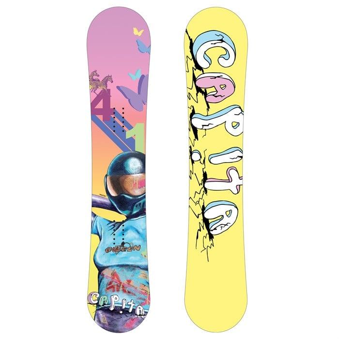 CAPiTA - Qween Snowboard - Women's 2009