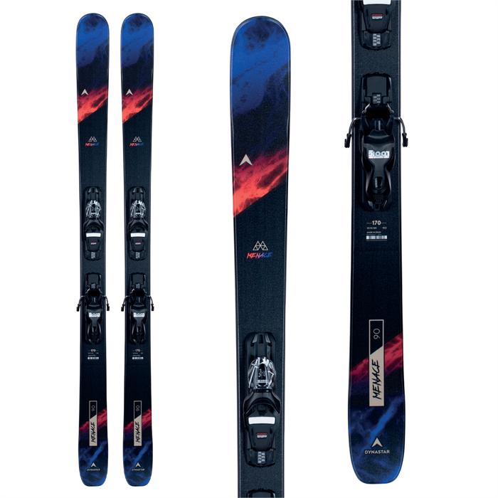 Dynastar - M-Menace 90 Skis + XP 11 Bindings 2022