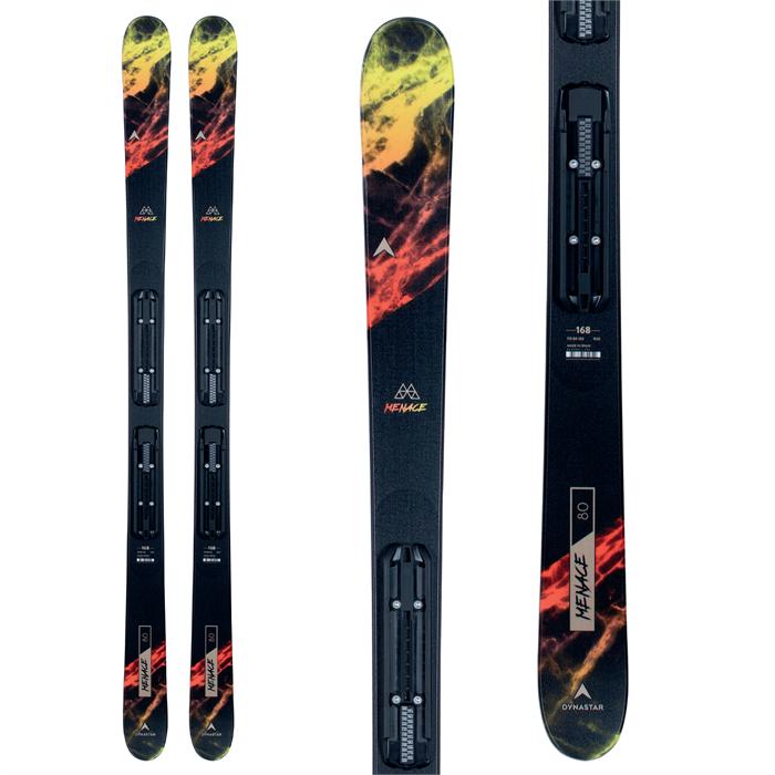 Dynastar - M-Menace 80 Skis + XP 10 Bindings 2022