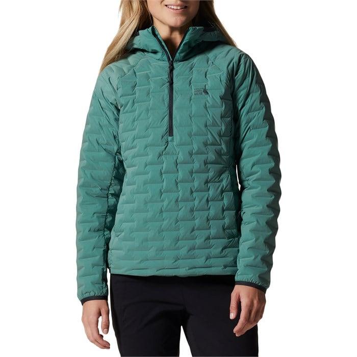 Mountain Hardwear - Stretchdown Light Pullover Jacket - Women's