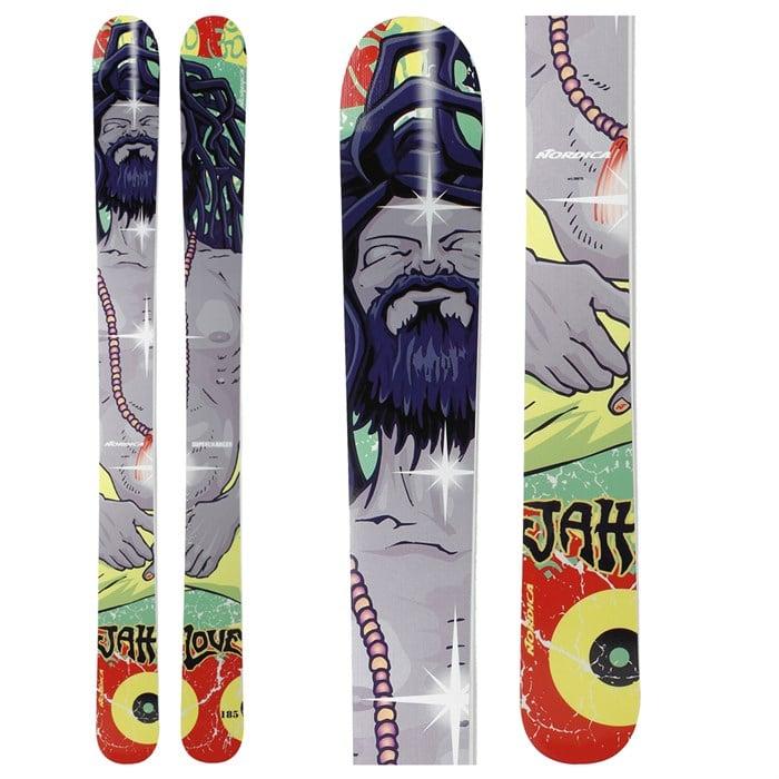 Nordica - Jah Love Skis 2009