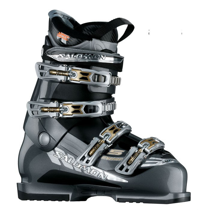 5 Salomon Mission Ski Boots 2009Evo QxdoerBCW