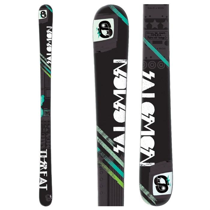 Salomon - Threat Skis 2009