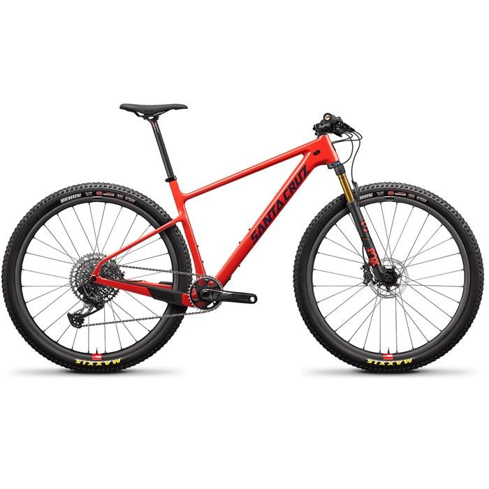Santa Cruz Bicycles - Highball CC X01 Reserve Complete Mountain Bike 2021