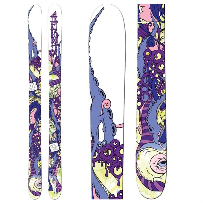 4FRNT - VCT Skis 2009