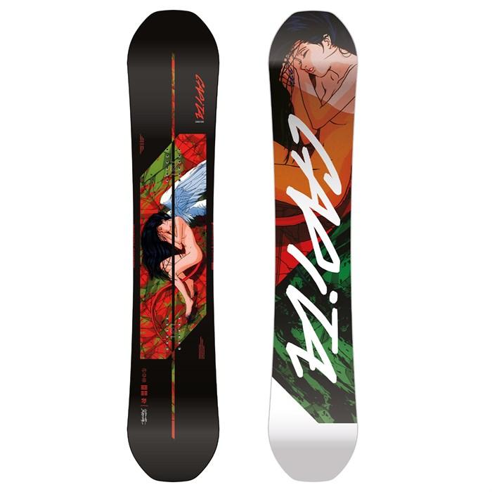 CAPiTA - Indoor Survival Snowboard 2022