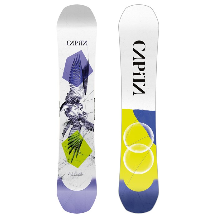 CAPiTA - Birds of a Feather Snowboard - Women's 2022