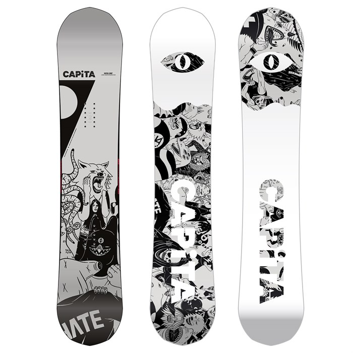 CAPiTA - The Outsiders Snowboard 2022