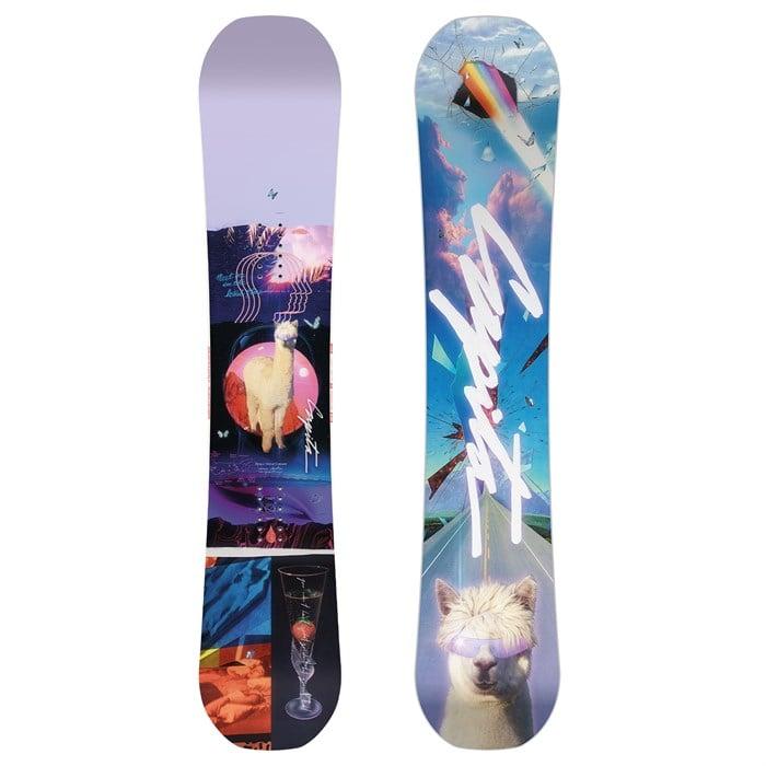 CAPiTA - Space Metal Fantasy Snowboard - Women's 2022