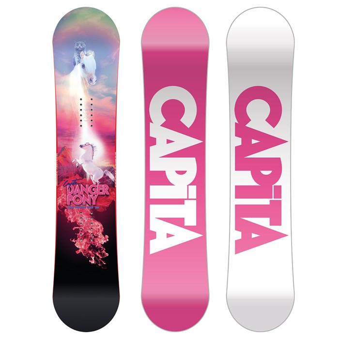 CAPiTA - Jess Kimura Mini Snowboard - Girls' 2022
