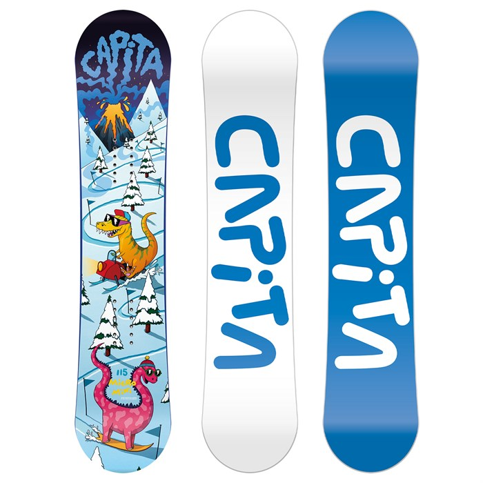 CAPiTA - Micro Mini Snowboard - Little Kids' 2022