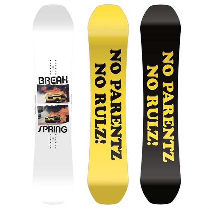 CAPiTA - Spring Break Powder Twin Snowboard 2022