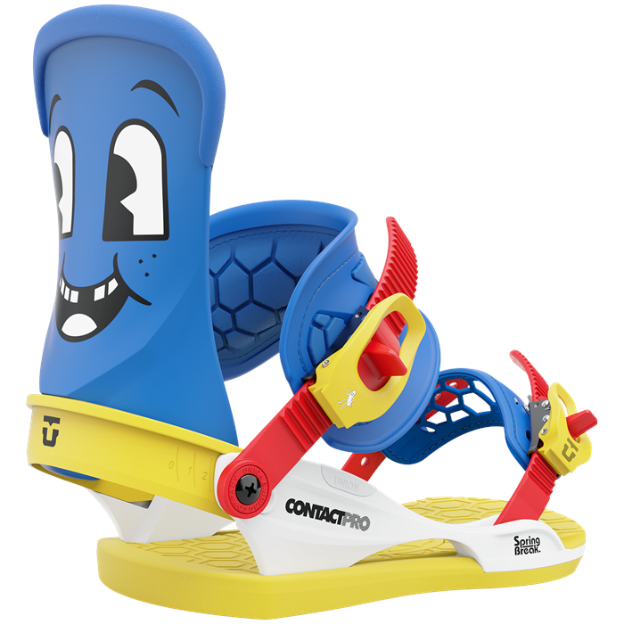 Union - Contact Pro Slush Slasher Snowboard Bindings 2022