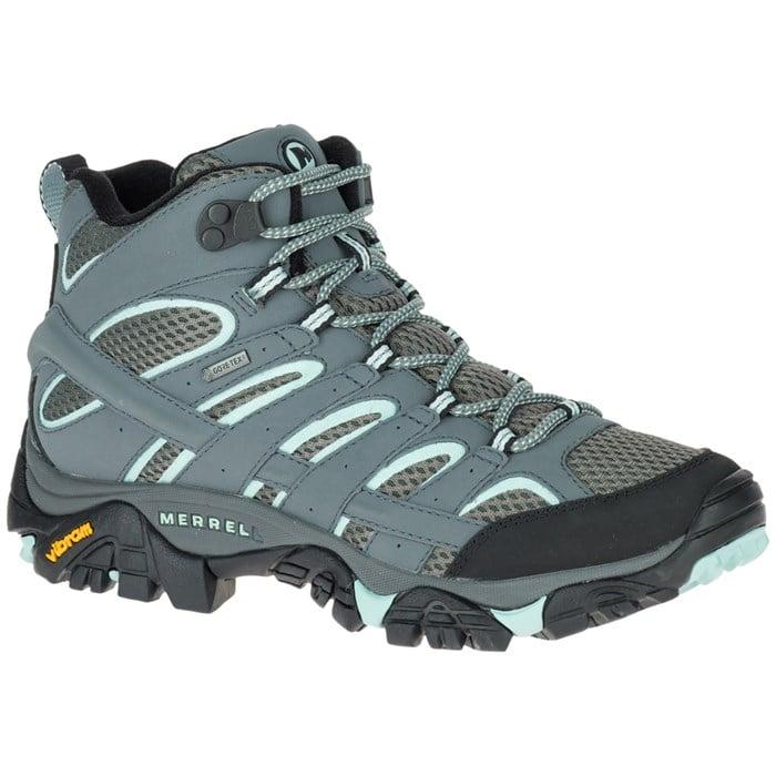 Merrell - Moab 2 Mid GORE-TEX Hiking Boots - Women's