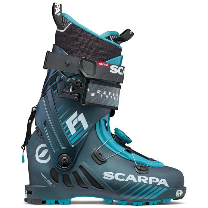 Scarpa - F1 Alpine Touring Ski Boots 2022