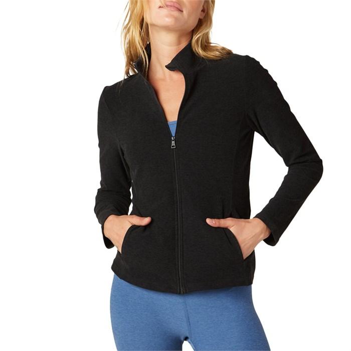 Beyond Yoga - On The Go Mock Neck Jacket - Women's