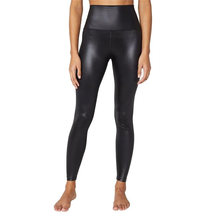 Beyond Yoga - Smooth Operator High-Waisted Midi Leggings - Women's