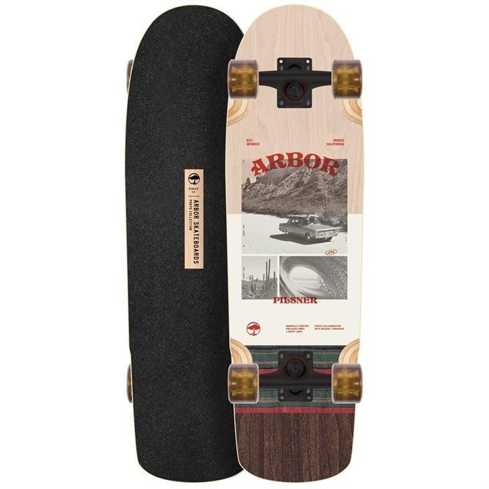 Arbor - Pilsner Photo Cruiser Skateboard Complete