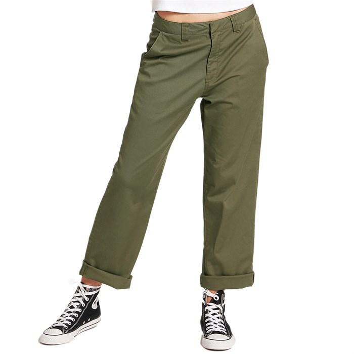 Volcom - Frochickie Boyfriend Pants - Women's