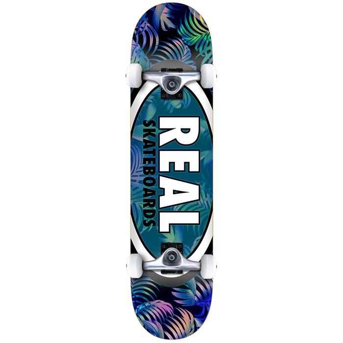 Real - Tropic Ovals II 7.5 Skateboard Complete