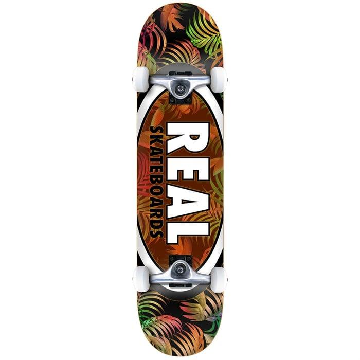 Real - Tropic Ovals II 7.75 Skateboard Complete