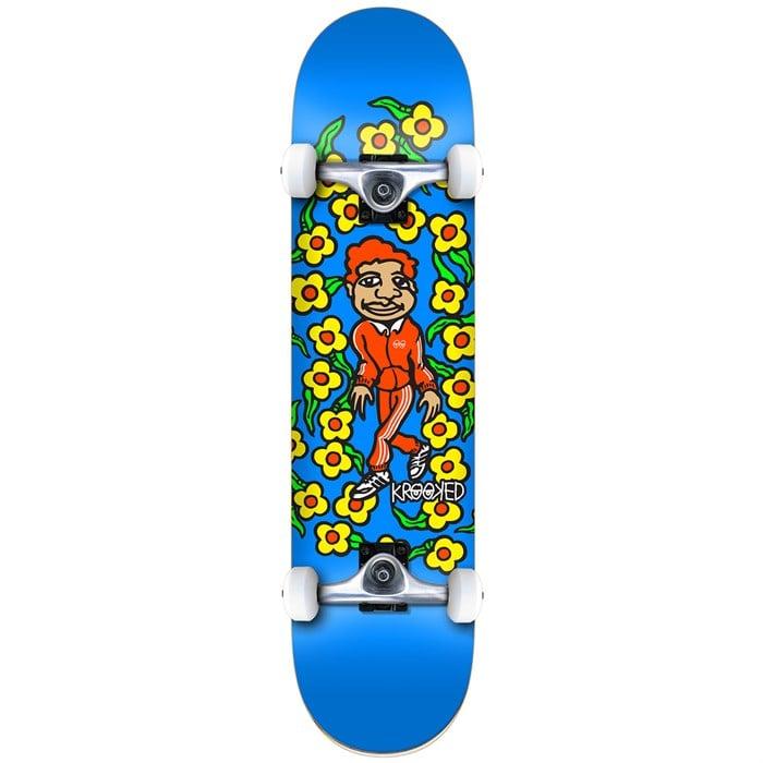 Krooked - Sweatpants 7.75 Skateboard Complete
