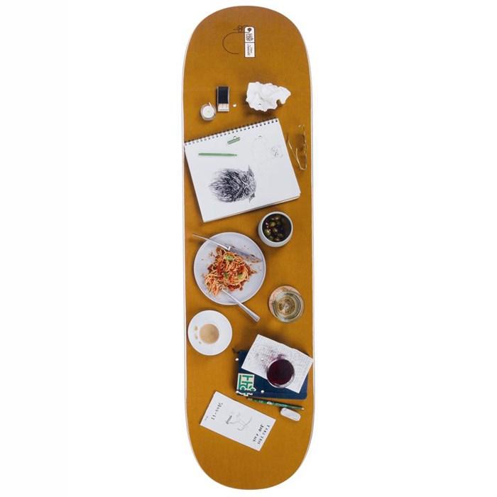 Habitat - Stefan Place Setting 8.375 Skateboard Deck
