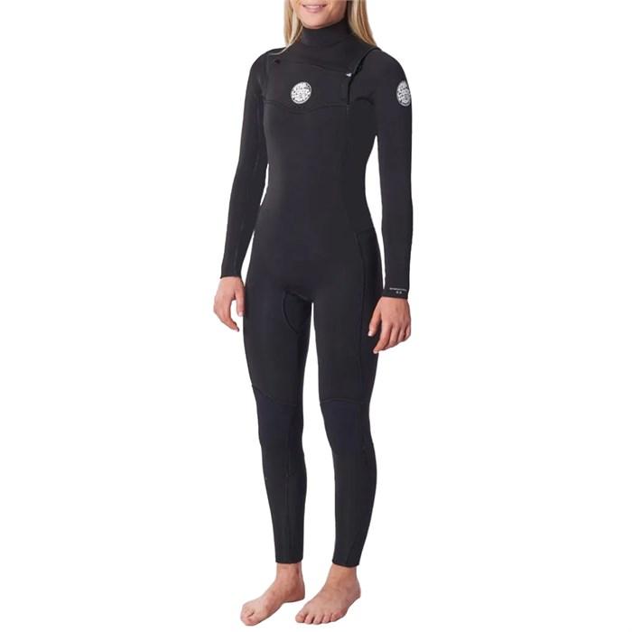 Rip Curl - 4/3 Dawn Patrol Chest Zip Wetsuit - Women's