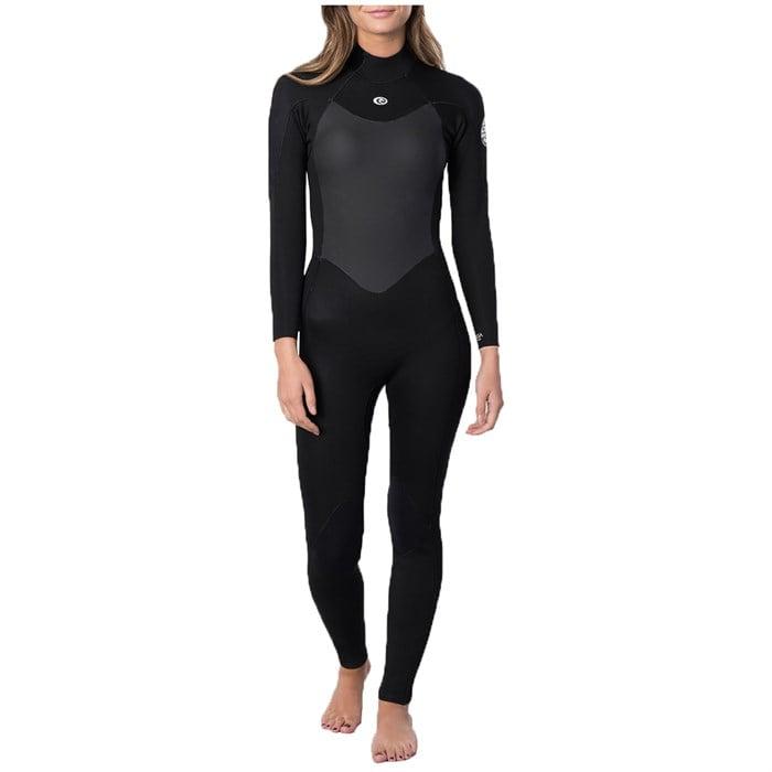 Rip Curl - 3/2 Omega Back Zip Steamer Wetsuit - Women's