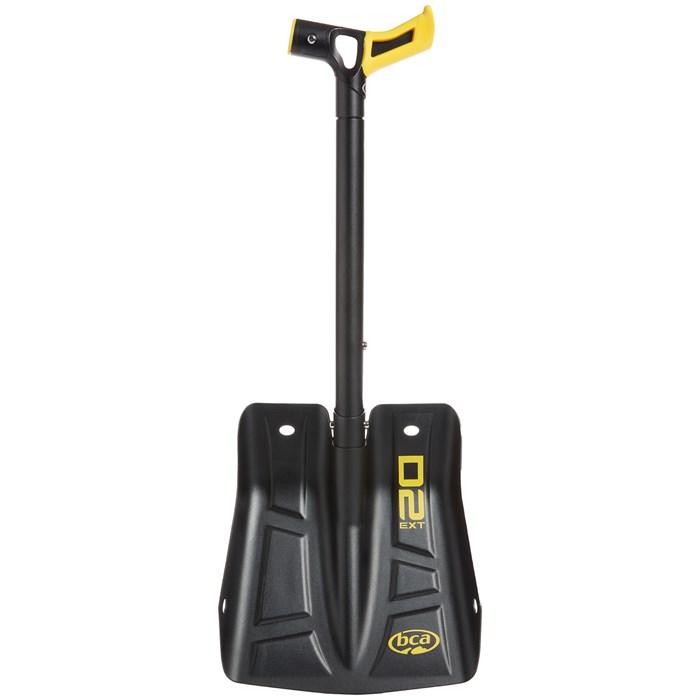 BCA - D-2 Extendable Shovel + Saw