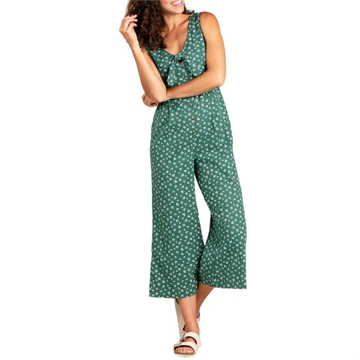 Toad & Co - Taj Hemp Jumpsuit - Women's