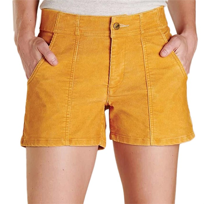 Toad & Co - Coaster Cord Shorts - Women's