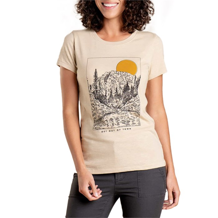 Toad & Co - Primo Daily T-Shirt - Women's